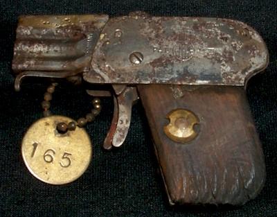 world war 1 guns. World War I Captured War